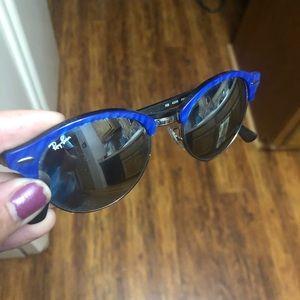 Gently worn sunglasses